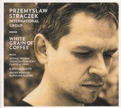 White Grain Of Coffee